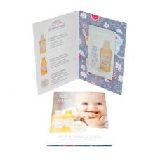 Пробник молочко для тела детская серия