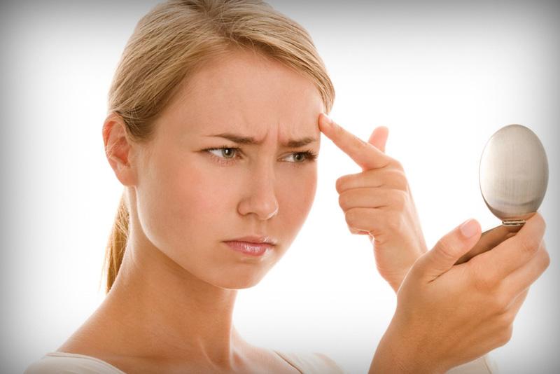 Причины появления акне и его лечение