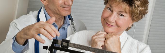 Эффективное похудение при климаксе