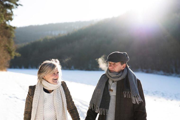 Почему в зимний период повышается риск сердечных приступов?